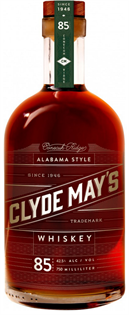 Clyde May's Bourbon 750ml